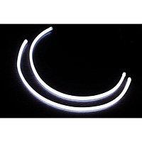 Дневные ходовые огни гибкие 60 см LED силикон, набор 2 шт
