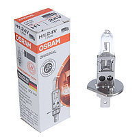 Лампа автомобильная Osram, H1, 24 В, 70 Вт, P14,5s