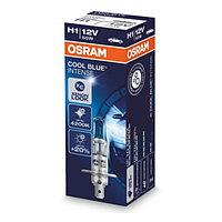 Лампа автомобильная Osram H1 Cool Blue Intense 12V 55W, 64150CBI