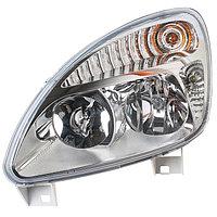 Фара на ГАЗ 3302, левая, рестайлинг стекло Автопром, 3302-3711011-25
