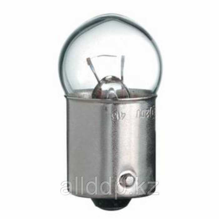 Лампа автомобильная General Electric Extra Life, R5W, 12 В, 5 Вт, 2619LFD