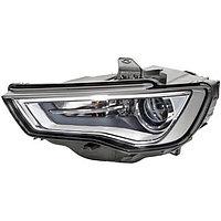 Фара головного света на Audi A3 (8V_) 04/12->, Би-Ксенон (D3S/H8, LED), правая, 1ZS 010 740-661