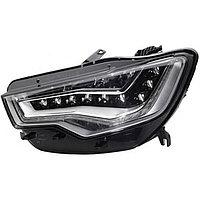 Фара головного света на Audi A6 (4G_, C7) 03/11-09/14, Светодиодная (LED), правая, 1EX 011 151-421