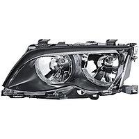 Фара головного света на BMW 3-сер (E46) 10/01-н.в., (H7/H7), правая, 1AG 009 059-021