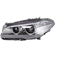 Фара головного света на BMW 5-сер (F10, F11) 07/13- н.в., Би-Ксенон (D1S; LED-пов.), левая, 1EL 011 ...