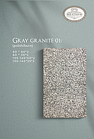 Гранит 01, 125*35*3 см