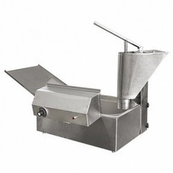 Аппарат для жарки чебуреков и пирожков АЖЧП-1 настольный (830х470х300 мм, на 7л масла, ванна 20л, 3 кВт, 220В)