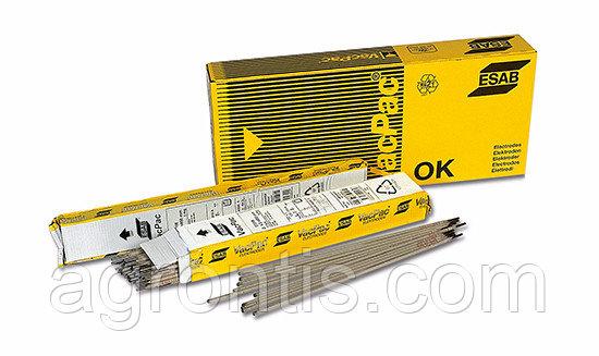 Сварочные электроды ESAB OK 48.08 2.5x350mm 1/4 VP