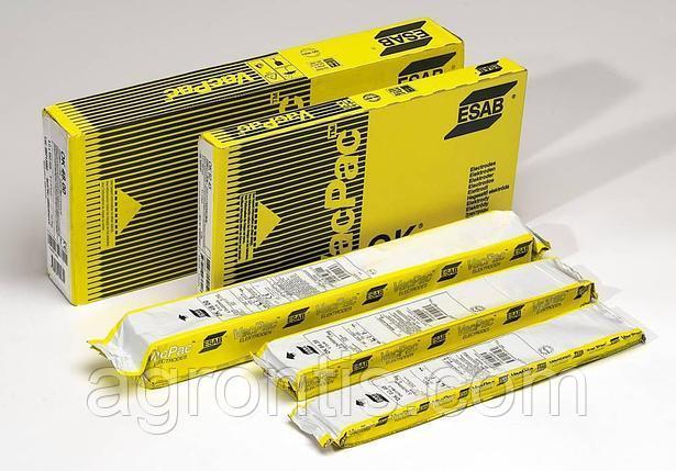 Сварочные электроды ESAB OK 92.45 2.5x300mm 1/4 VP