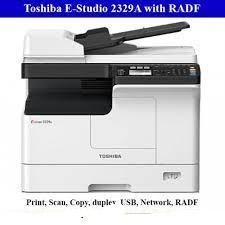 Монохромное МФУ TOSHIBA e-Studio2329A   формат А3(автоподачик+дуплекс+тонер)