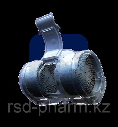 """Термовент Т2 дыхательный для трахеостомической трубки - """"искусственный нос""""  с портами для О2 и санации, фото 2"""