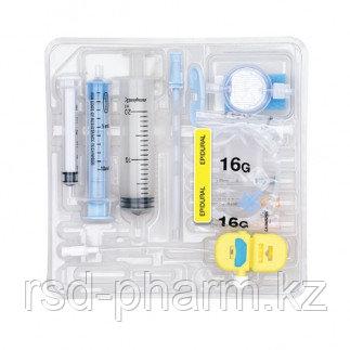 """Набор для эпидуральной анестезии """"Минипак"""" с фиксатором,  18G(вариант исполнения -1), фото 2"""