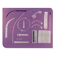 Набор для чрезкожной трахеостомии Ultra Perc и трахеостомической трубкой Suctionaid 8мм каналом для