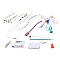 Набор для чрезкожной трахеостомии UniPerc 7,0мм с трахеостомической трубкой с регулируемым положением фланца