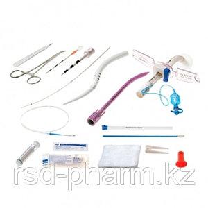 Набор для чрезкожной трахеостомии  UniPerc 9,0мм с трахеостомической  трубкой с регулируемым положением фланца