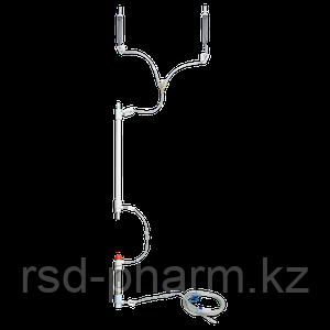 Одноразовый набор для нагревания, стерильный, поток 30 – 1100 мл/мин