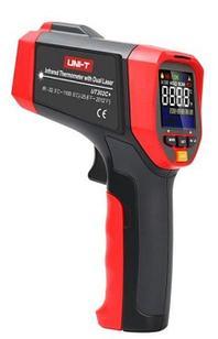 Термометр инфракрасный (пирометр)  UNI-T UT302C+ (-32°С  +1100°С). Внесен в реестр СИ РК.
