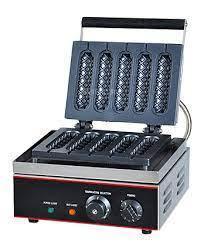 Вафельница для корн-догов AIRHOT WS-1 (335x271x245 мм, 5 ячеек, 1,5 кВт, 220В)
