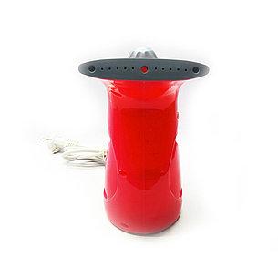 Ручной отпариватель Mini Steamer красный, фото 2