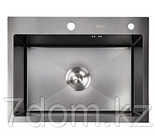 Кухонная Мойка Avina HandMade 65*48 черный