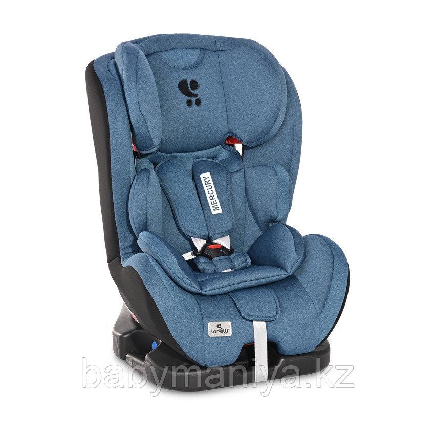 Автокресло 0-36 кг Lorelli MERCURY Сине-черный / Blue&Black 2116