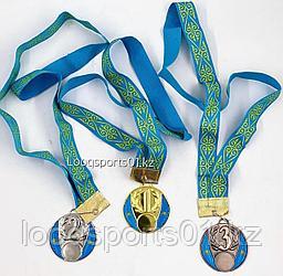 Спортивные наградные медали 1 место
