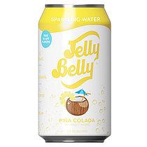 Газированный напиток Jelly Belly Pina Colada со вкусом пина колада 0,355 мл США (24шт-упак)