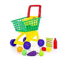 Детская тележка для супермаркета Полесье 61928