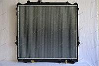Радиатор охлаждения GERAT TY-133/2R Toyota Land Cruiser Prado 90, Surf III пок., 4runner III пок.