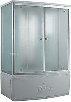 Кабина душевая TIMO Comfort T-8850 Fabric Glass 150х88х220 см