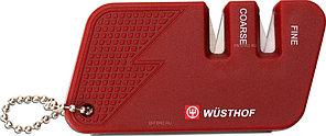 Точилка для ножей Wüsthof Knife sharpeners 3149730202 красная
