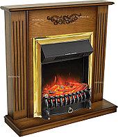 Каминокомплект Royal Flame Lumsden с очагом Fobos FX Brass
