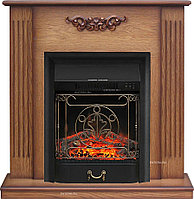 Каминокомплект Royal Flame Lumsden с очагом Majestic FX Black