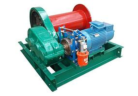 Лебедка электрическая TOR ЛМ (JM) г/п 10,0 тн  Н=450 м (б/каната)