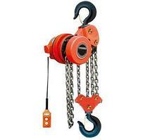 Таль электрическая цепная TOR ТЭШ (DHP) 1,0 т  12 м