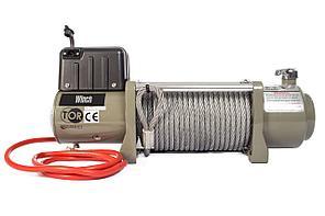 Лебедка автомобильная TOR ЛА SEC16800 г/п 7620  кг 28 м 12V