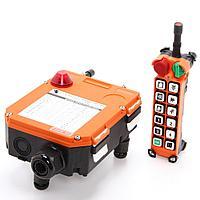 Комплект радиоуправления TOR F24-12D (380 В, 12-кноп,  двухскоростной)