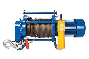 Лебедка TOR ЛЭК-300 E21 (KCD) 300 кг, 220 В с канатом  100 м