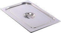 Крышка для гастроемкости GASTRORAG C19 GN 1/9 (176х108) нерж. сталь