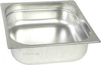 Гастроемкость Gastromix GN 1/6-65 (176х162х65) нерж. сталь