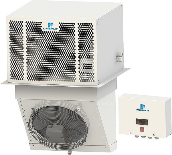 Моноблок низкотемпературный UNISPLIT MLR 111