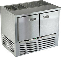 Стол холодильный для салатов Техно-ТТ СПН/С-124/20-1007