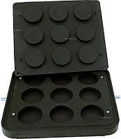 Форма для тарталетницы Kocateq DHTartmatic Plate 40