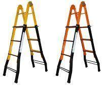 Лестница 2-секционная алюминиевая TOR VL2-11