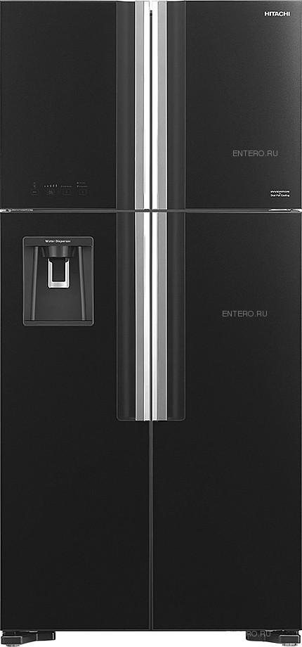Холодильник Hitachi R-W 662 PU7X GBK