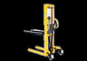 Штабелер гидравлический 1,0 т 1,6 м TOR WMSA1000-1600  с расширенными опорами
