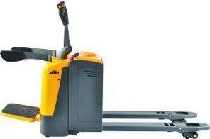 Тележка электрическая 3000 кг 1150 мм XILIN CBD30R-II  с платформой