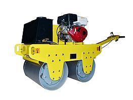 Виброкаток ручной одновальцовый TOR R300B  бензиновый