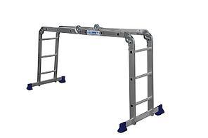 Лестница-трансформер алюминиевая TOR ТL4033  4*3