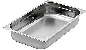 Гастроемкость InoxMacel 16065 GN 1/6-65 (176x162х65) нерж. сталь
